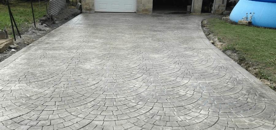 Cum obtinem alei din beton estetice si rezistente?