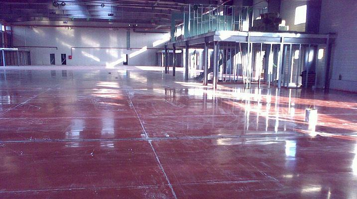 beton elicopterizat rosu