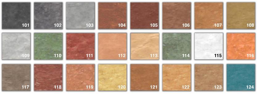 culori beton