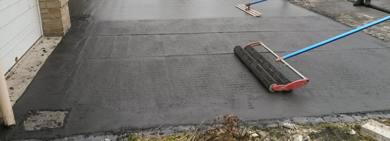 Nivelare suprafata beton