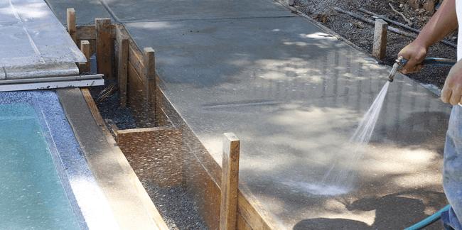 folosirea betonului