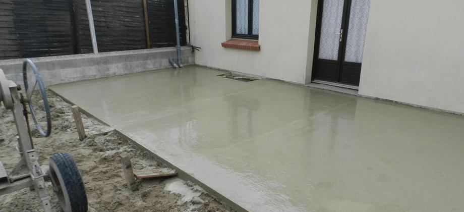 Care este timpul de intarire al betonului?