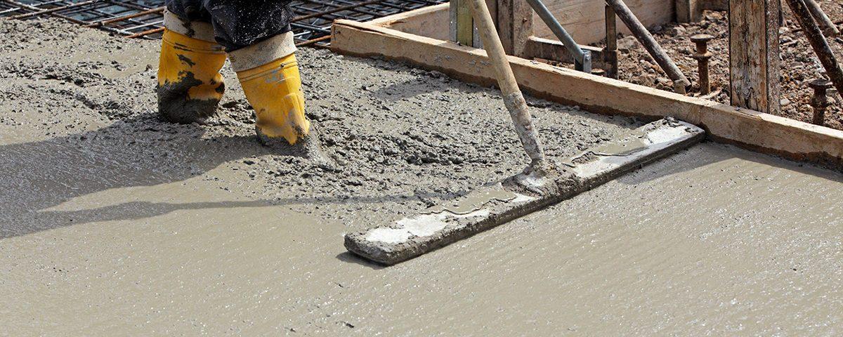 Cum se toarna corect betonul?
