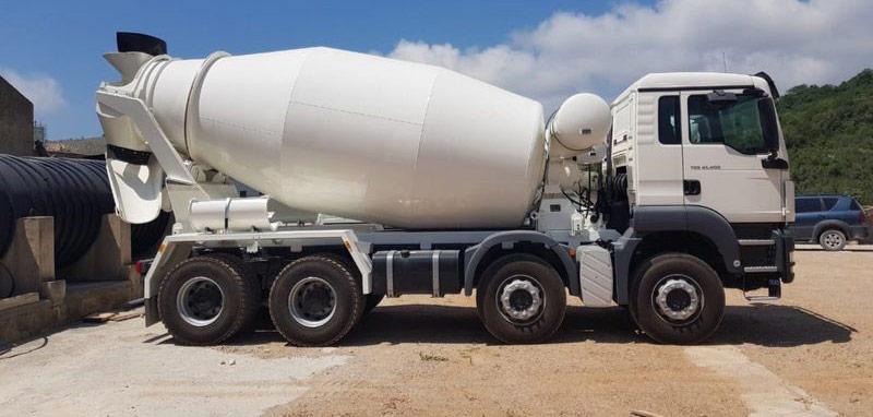 capacitate cifa beton in m3