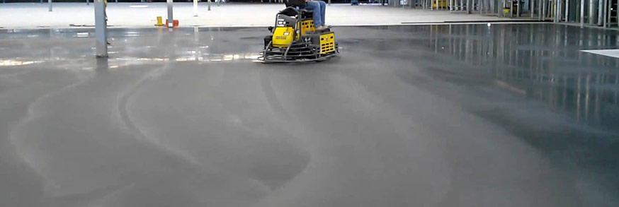 pardoseala din beton sclivisit