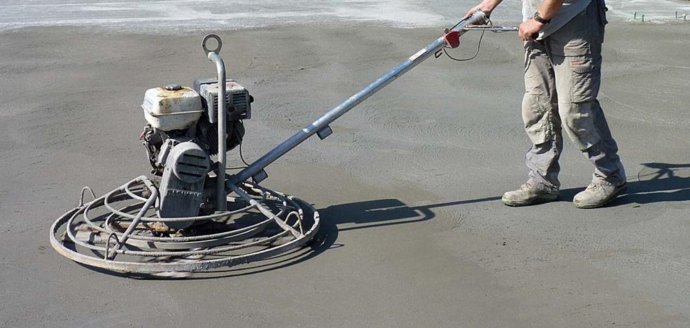 Totul despre sapa elicopterizata din beton