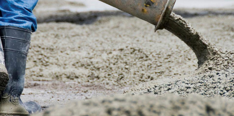turnare beton pentru sapa