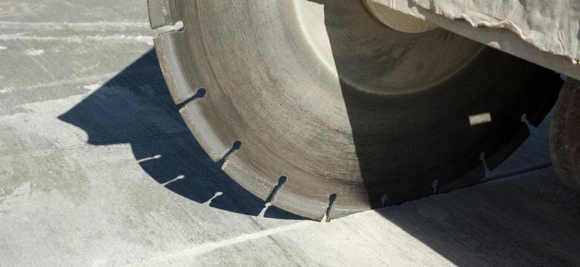 taierea betonului