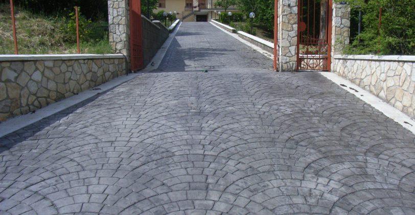 Pardoseli exterioare din beton. Tipuri, Avantaje, Utilizari.