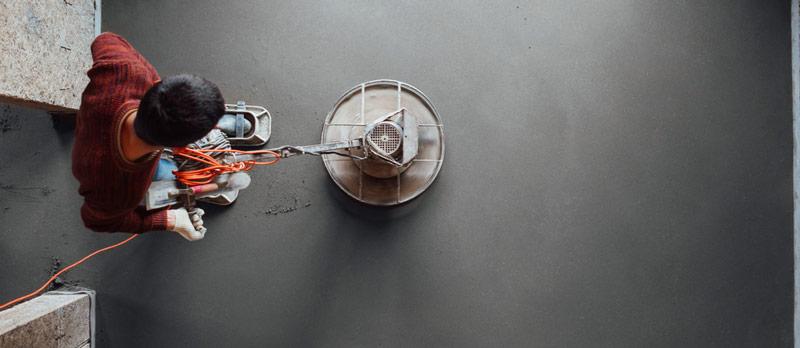finisare beton