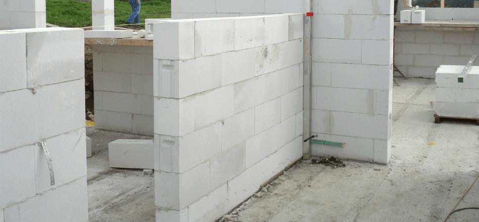 beton celular BCA