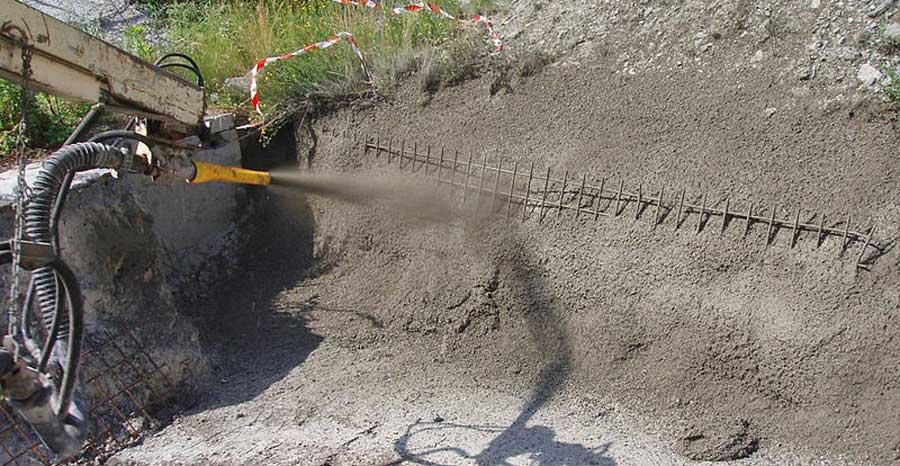 Torcretare beton: Tipuri, Definitie, Utilizare.